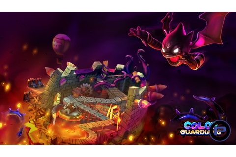 PS3Trophies.org - Color Guardians (PS4 & Vita) Screenshot ...