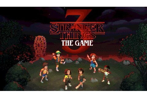 Stranger Things 3: The Game » FREE DOWNLOAD | CRACKED ...