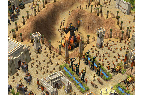 FREE DOWNLOAD GAMES: Age Of Mythology: Titans Expansion ...