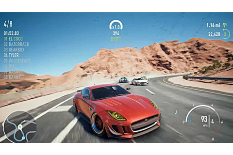 PC Need for Speed: Payback SaveGame 25% - Save File Download