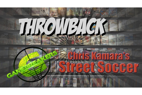 Throwback - Chris Kamara's Street Soccer - YouTube