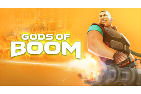 Download Gods of Boom on PC with BlueStacks