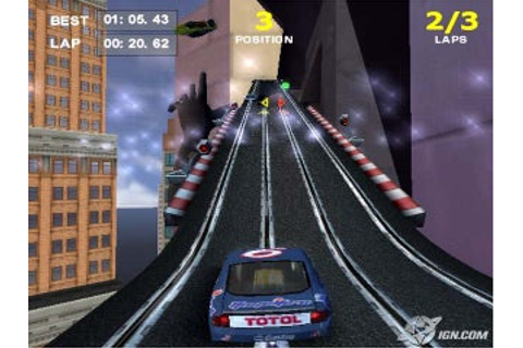 Grooverider: Slot Car Thunder - PlayStation 2 - IGN