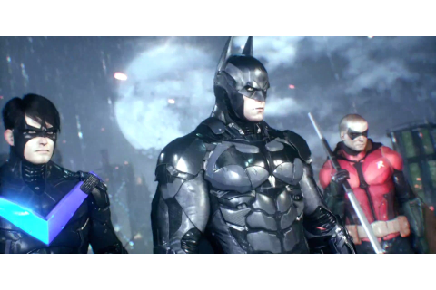 'Batman: Arkham Knight' review: A car game and a Batman ...