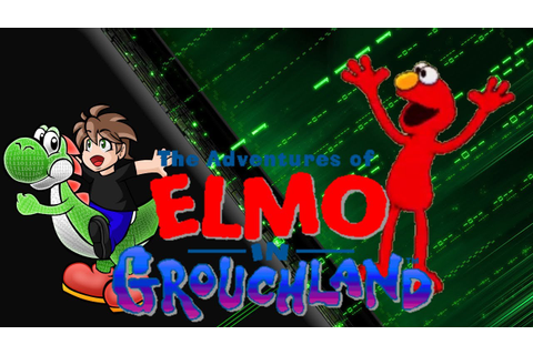 The Adventures of Elmo in Grouchland - Micahsoft - YouTube