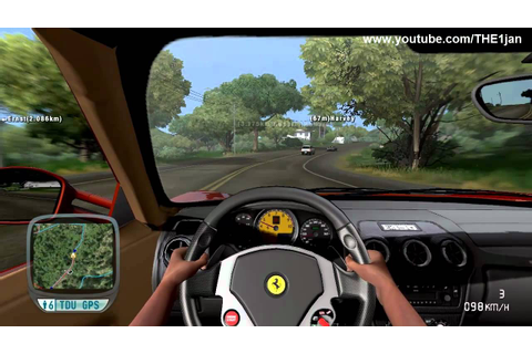Test Drive Unlimited 1 - Gameplay [HD] Police Chase - YouTube