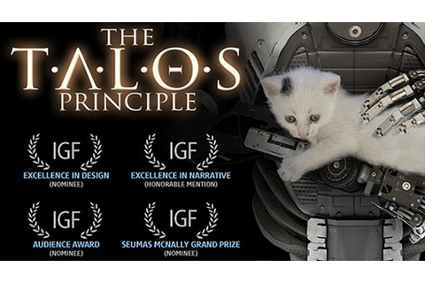 The Talos Principle | macgamestore.com