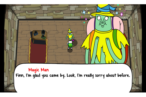 Adventure Time: The Secret of the Nameless Kingdom ...