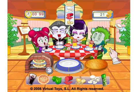 Yummy Yummy Cooking Jam (WiiWare) Screenshots