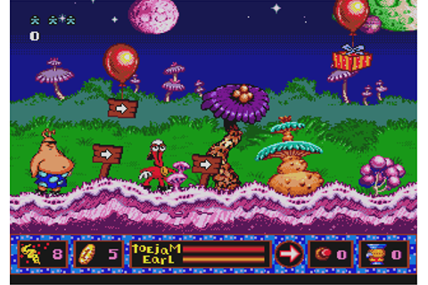 Toejam & Earl in Panic on Funkotron | Retro Gamer
