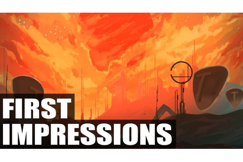 Elegy for a Dead World Gameplay | First Impressions HD ...