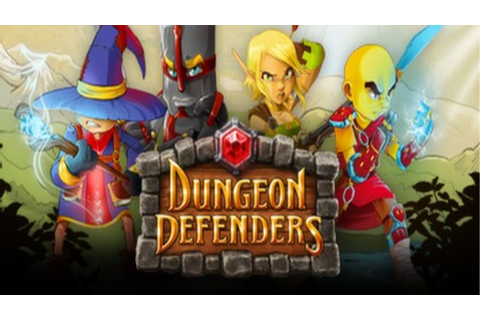 Dungeon Defenders » FREE DOWNLOAD | CRACKED-GAMES.ORG