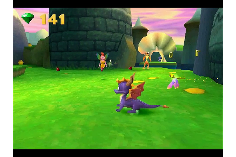 Spyro Year Of The Dragon Download Game | GameFabrique