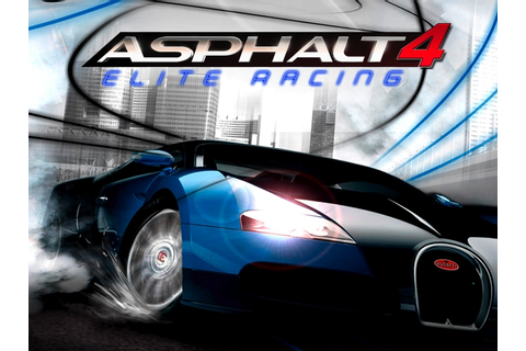 Asphalt 4 Elite Racing ~ GAME XONE