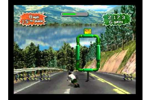 ESPN Extreme Games - Playstation 1 demo (Demo1) - YouTube