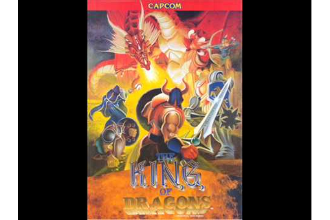 The King of Dragons (Arcade) - Dragon Fire (Red Dragon ...