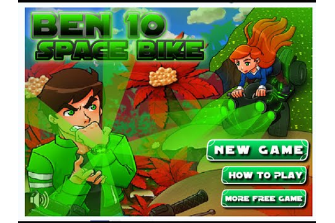 Play Free Online Games Ben 10 Games Of Alien Force Space ...