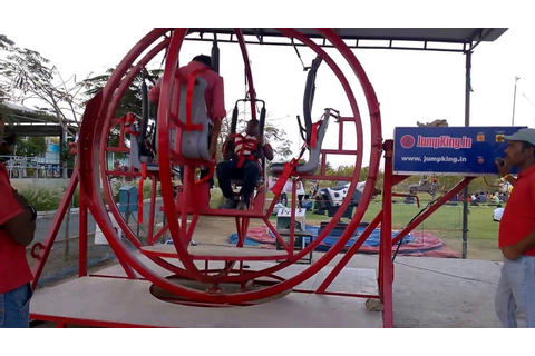 Gyroscope @PalmExotica Adventure Park Resort, Hyderabad ...
