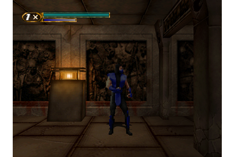 Mortal Kombat Mythologies: Sub-Zero Download Game ...