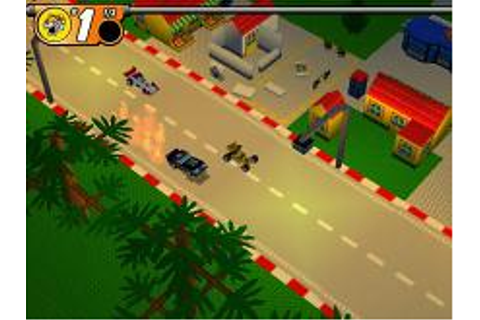 LEGO Stunt Rally Download (2001 Simulation Game)