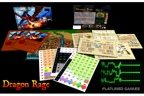 Dragon Rage | Flatlined Games