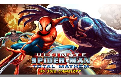 Spider Man Total Mayhem 1.0.8 APK+ Data For All Device ...