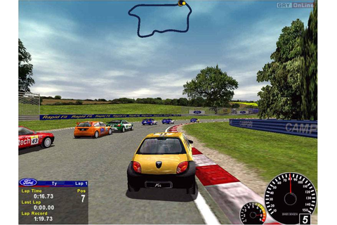 Ford Racing - screenshots gallery - screenshot 2/4 ...
