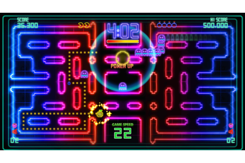 Pac-Man Championship Edition DX+ Review | USgamer