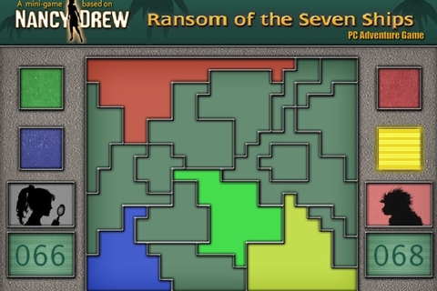 Nancy Drew Ransom Of The Seven Ships Game - Shapes ...