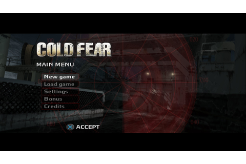 Cold Fear (USA) (En,Fr,Es) ISO