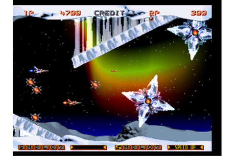 Gradius Gaiden Screenshots for PlayStation - MobyGames