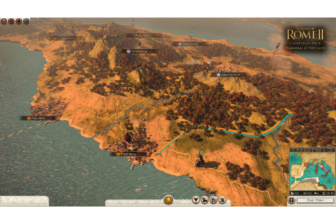 Total War: ROME II - Hannibal at the Gates Campaign Pack ...