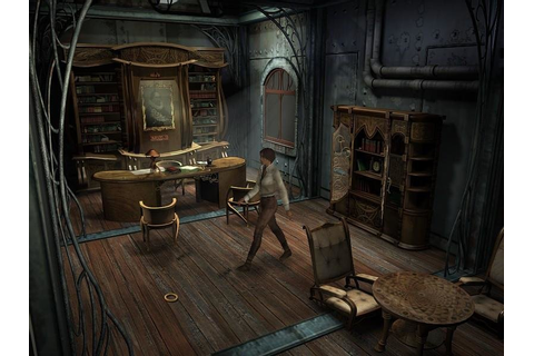 Syberia (2002) - PC Review and Full Download | Old PC Gaming