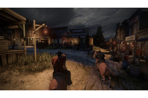 Red Dead Redemption 2 Rival 'Wild West Online' Shows Off ...