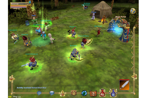 First Cross-Platform MMOs Created: Play on PC, Android ...