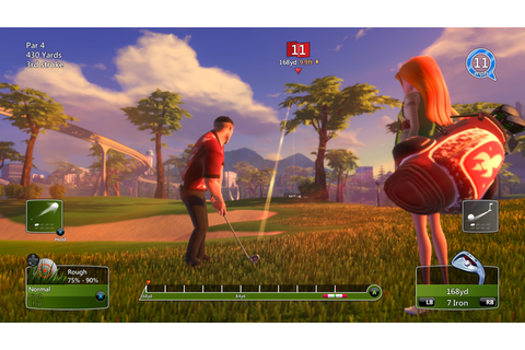 Powerstar Golf review: club life | Polygon