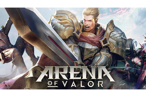 Arena of Valor - Gameplay Trailer - YouTube