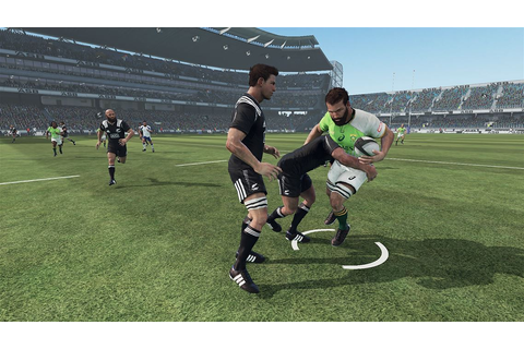 Rugby Challenge 3 - Screenshots - PS4 Home