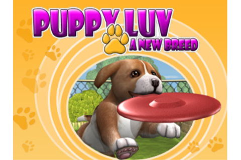 Puppy Luv A New Breed game: Download and Play