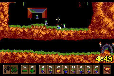 Lemmings For iPhone: Coming Soon For Free