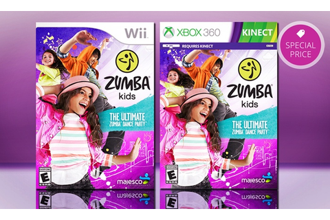 Zumba Kids for Wii or Kinect | Groupon Goods
