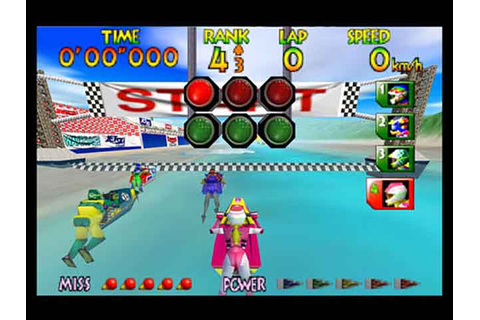 Wave Race 64 (USA) N64 ROM - NiceROM.com - Featured Video ...