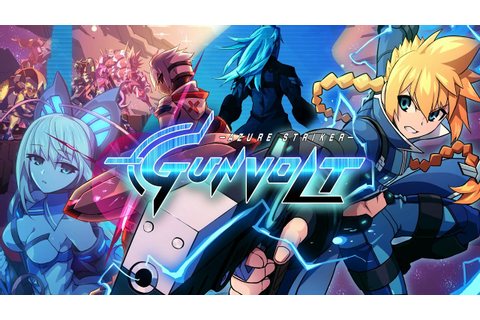 Azure Striker Gunvolt Steam Ver. (Official Trailer) - YouTube