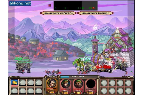 Dynasty War – Flash Games - Kadal In Your Mind