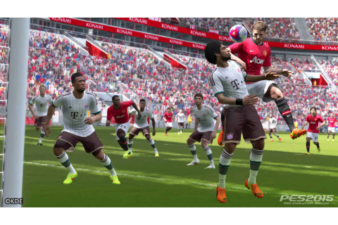 Pro Evolution Soccer 2015 download game
