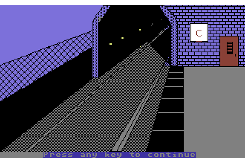 Seabase Delta (1986) by Firebird C64 game