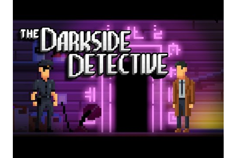 SUPERNATURAL MYSTERY! | The Darkside Detective - YouTube