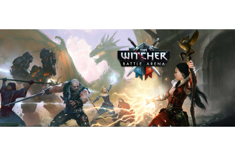 The Witcher Battle Arena | Witcher Wiki | FANDOM powered ...