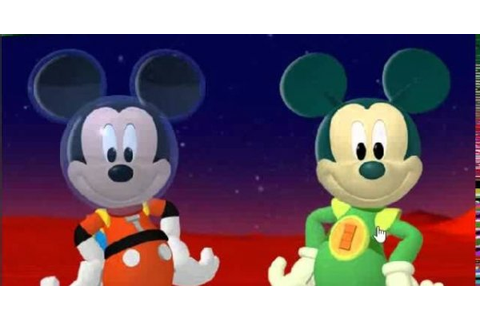 Mickey Mouse Space Adventure Games Video - Mickey Mouse ...