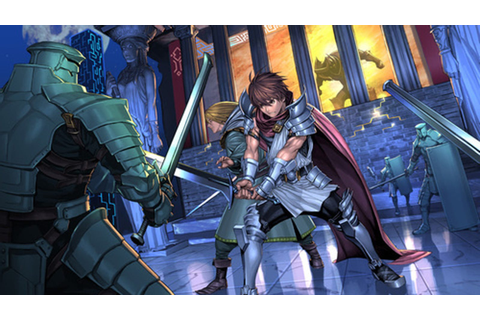 Glory of Heracles Creators Explain Their New Nintendo DS RPG